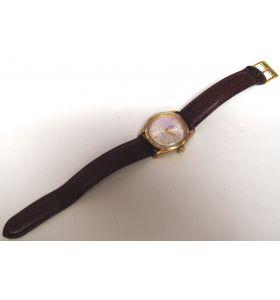 Vintage Men's 18K Rolex Tudor Oyster Watch Manual Wind Circa 1970s