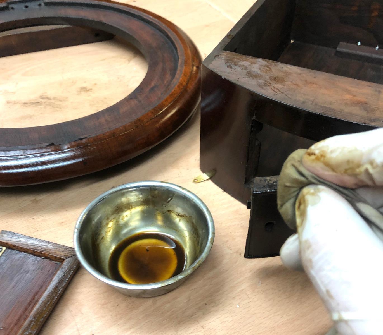 French Polishing www.ukhorology.com