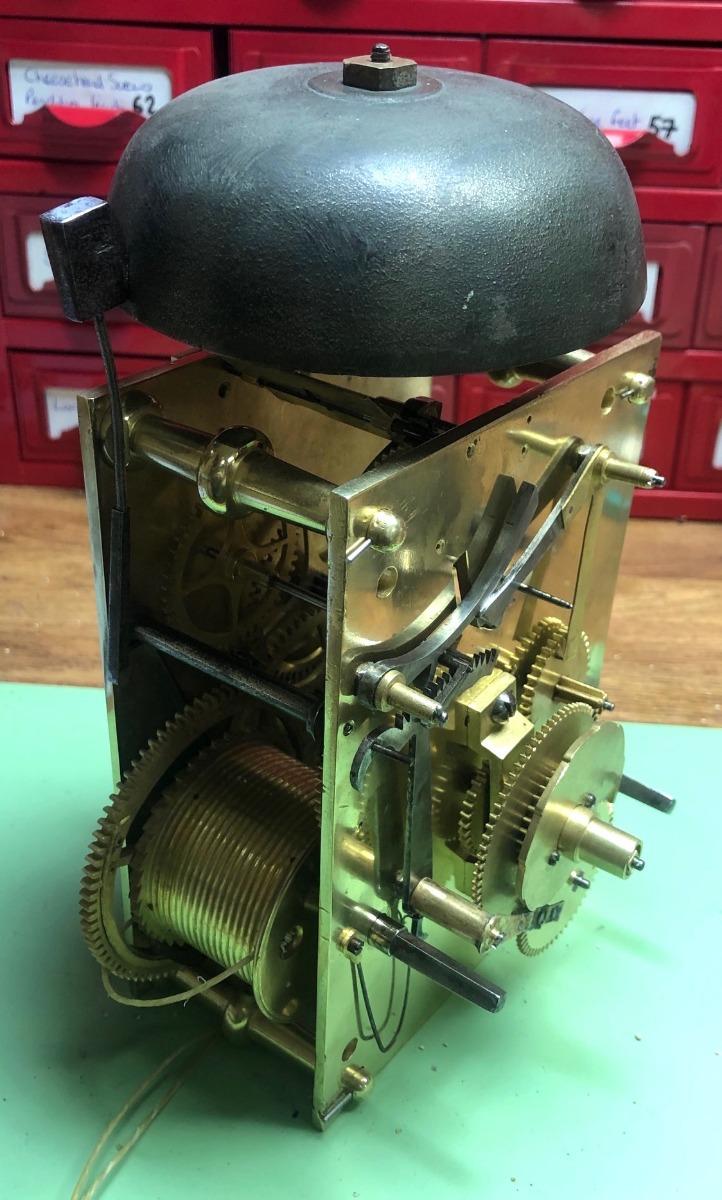 Longcase Clock Service Antique Clock Clean & Service
