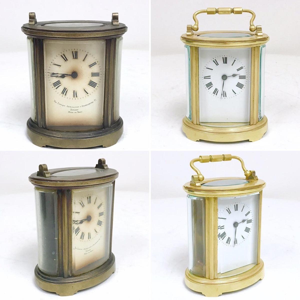 Antique Clock Restoration www.ukhorology.com Restoration