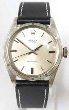 Early 1950s Bubble Back Rolex Watch